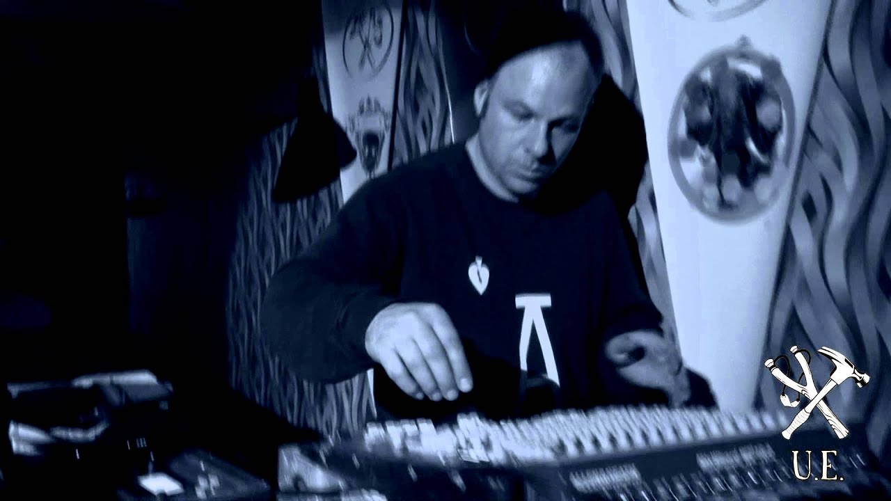 Neil Landstrumm - Live @ Lords of Techno