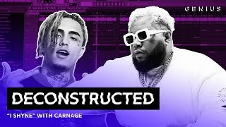 """The Making Of Lil Pump's """"i SHYNE"""" With Carnage 