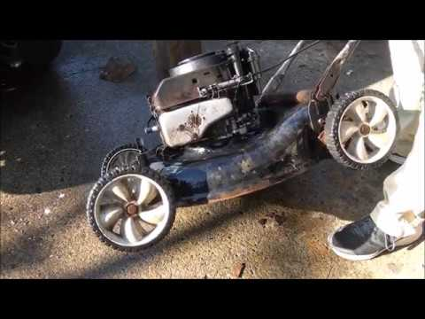 HOW TO Bring a Lawnmower Back From the DEAD... Briggs and Stratton Motor: episode 2