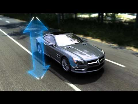 Mercedes-Benz Active Body Control — Fully Active Suspension Technology