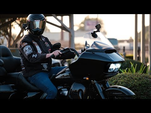 2020 Harley-Davidson Road Glide® Limited in Baldwin Park, California - Video 1