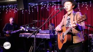 "Beck performing ""Blue Moon"" Live on KCRW"