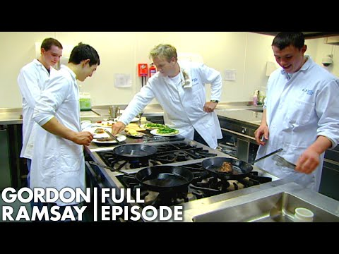 Gordon Ramsay Teaches Butchers How To Prepare Steak | The F Word FULL EPISODE