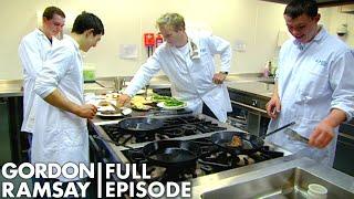 Gordon Ramsay Teaches Butchers How To Prepare Steak | The F Word FULL EPISODE