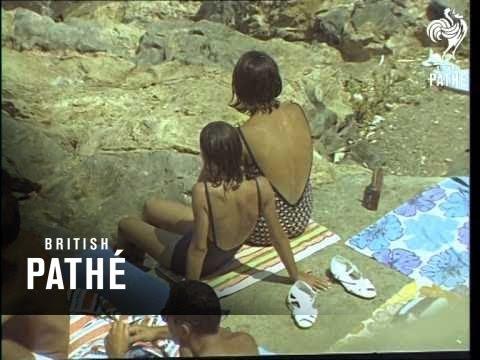 Διακοπές στην Ελλάδα της δεκαετίας του