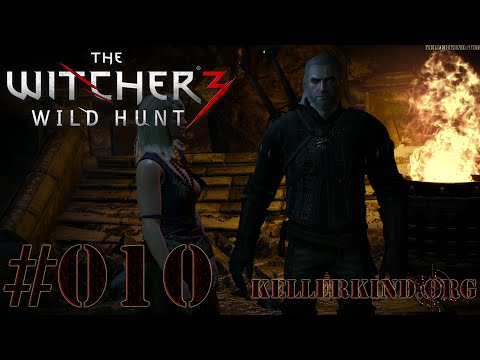 The Witcher 3 [HD|60FPS] #010 Die Höhlenforscher ★ Let's Play The Witcher 3