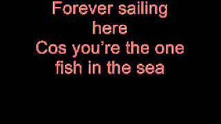 One fish in the sea with lyrics_104人力銀行廣告歌曲