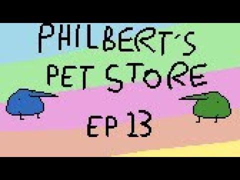 philbert's pet store