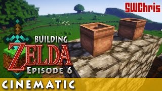 Minecraft Building Zelda #6 :: Hyrule Field Redux (A Link To The Past