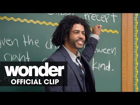 New Movie Clip for Wonder