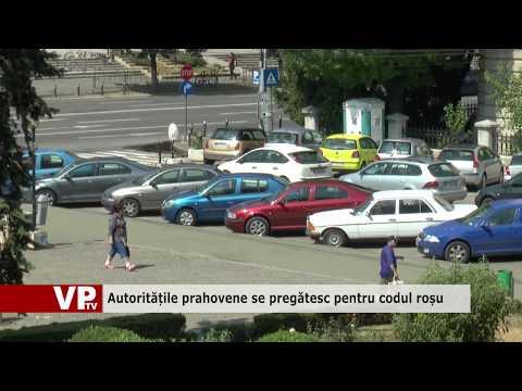 Autoritățile prahovene se pregătesc pentru codul roșu