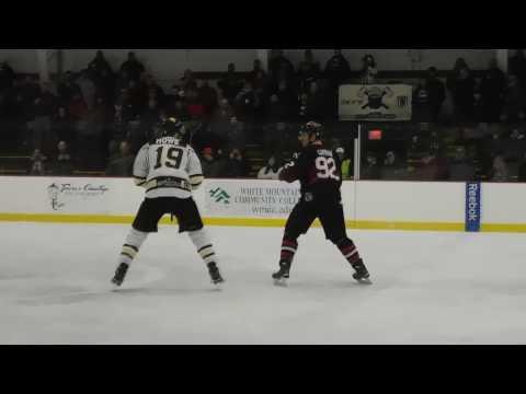 Tyler Howe vs. Joseph Cannan