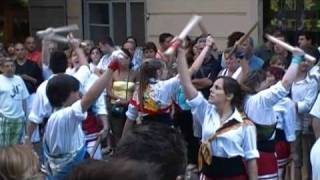 preview picture of video 'Festa Major de Gràcia 2010 6'