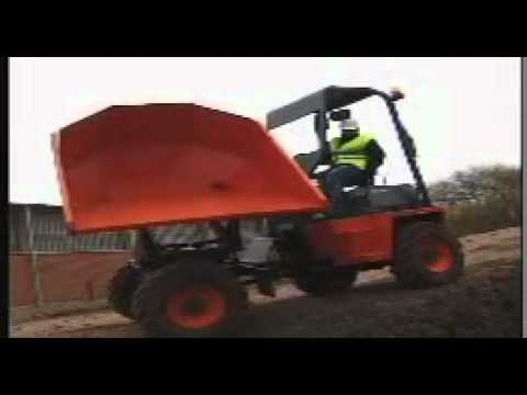 Articulated Chassis Dumpers - AUSA D350AHG