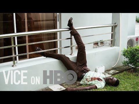 "Making It In ""Nollywood,"" Nigeria's Booming Film Business 