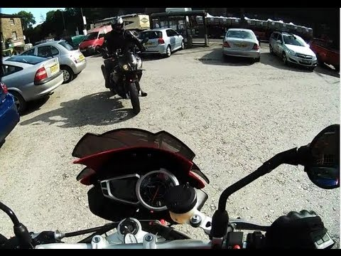 Triumph Speed Triple 1050 Werkes MotoGP Slipon | Filme
