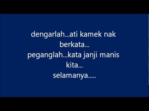 Dikaco Mambang Lirik