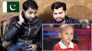 Pakistani reacts to Super Brain: Watch the Amazingly awsome memorizing power of a 5 year old kid