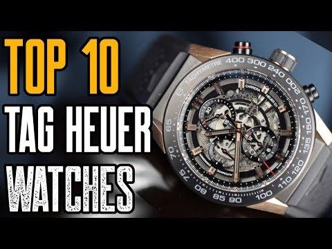 Top 10 Best Tag Heuer Watch For Men To Buy [2019]