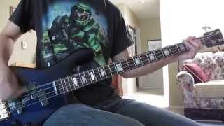 Chevelle - Ouija Board Bass Cover