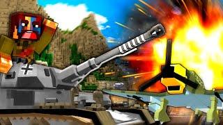 WAR OF MACHINES! - Minecraft WW2 - S5E20 (Heroes & Generals)