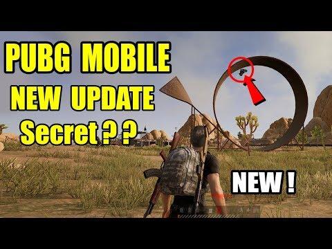 PUBG Mobile New Update Erangel 2.0 map ? PUBG Mobile New Training Mode Update Leaks ?