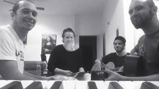 I Walk Beside You - Dream Theather (cover - acoustic)