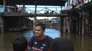 preview picture of video 'Kampong Awat-awat, Lawas, Sarawak'
