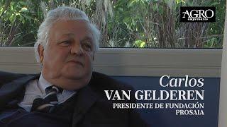Carlos Van Gelderen - Quién es Quién en Comunicándonos en Diario Agroempresario