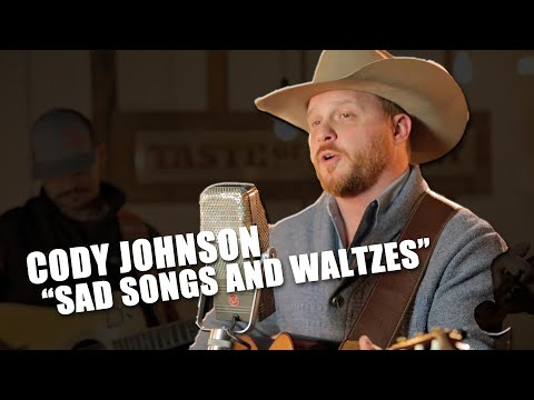 Cody Johnson Covers Willie Nelson's 'Sad Songs and Waltzes' + It's a Statement