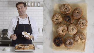 How To Make The Best Homemade Bagels - Kitchen Conundrums With Thomas Joseph