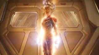 《惊奇队长》第二支预告分析, 漫威电影宇宙迎来最强英雄