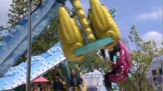 preview picture of video 'Surf Party ( De Voer ) Offride Kermis Best 2012'