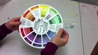How To Use The Color Wheel