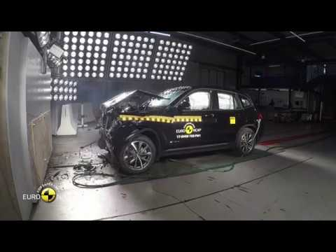 NCAP: BMW X3 / X4