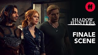 Shadowhunters Series Finale | The Alliance Rune | Freeform