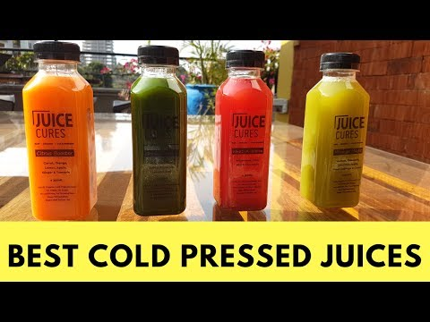 Cold pressed Juice made in Nairobi