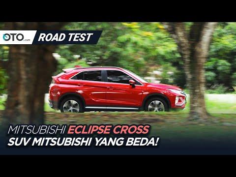 Mitsubishi Eclipse Cross | Road Test | SUV Mitsubishi Yang Beda! | OTO.com