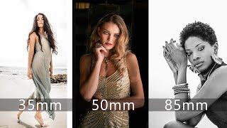 How To Choose A Focal Length | Best Portrait Lens