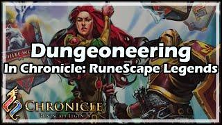 Dungeoneering In Chronicle: RuneScape Legends