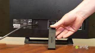 Arvig WiFi TV: Install and Set up a Fire TV Stick