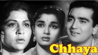 Chhaya Full Movie | Sunil Dutt  Old Hindi Movie | Asha Parekh Old Classic Hindi Movie