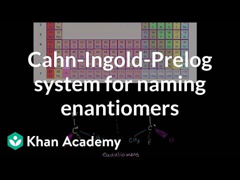 Reglas De Cahn-ingold-prelog Pdf Download