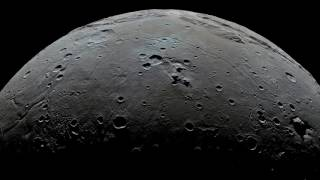 Flight over Charon