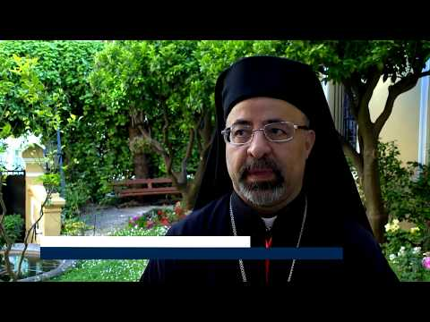 His Beatitude Ibrahim Sedrak visits the Principality