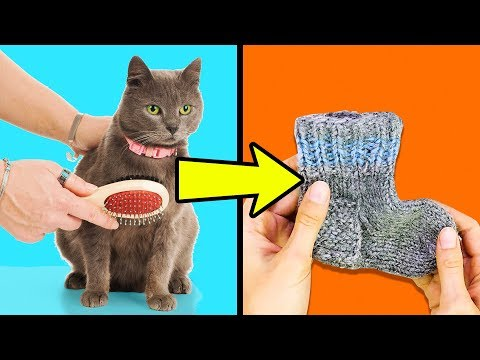 13 TOTALLY AMAZING SOCK CRAFTS AND IDEAS