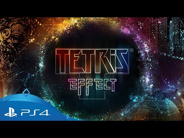 PlayStation Countdown to E3 2018: Tetris Effect for PS4 and PS VR