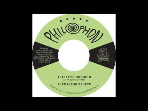 Alemayehu Eshete - Alteleyeshegnem