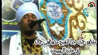 اغاني حصرية مقطع جميل جداً للشيخ مصطفي جمال في مولد سيدي ابو عمرة 2020م بالساحة الوافية بجرجا تحميل MP3