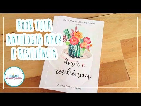 Book tour |  Amor e Resiliência